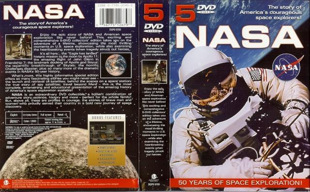 """DVD : """"L'histoire de la NASA"""" 04-19-10"""