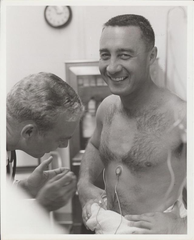 21 juillet 1961 - Liberty Bell 7 - Virgil Grissom 05-16-16