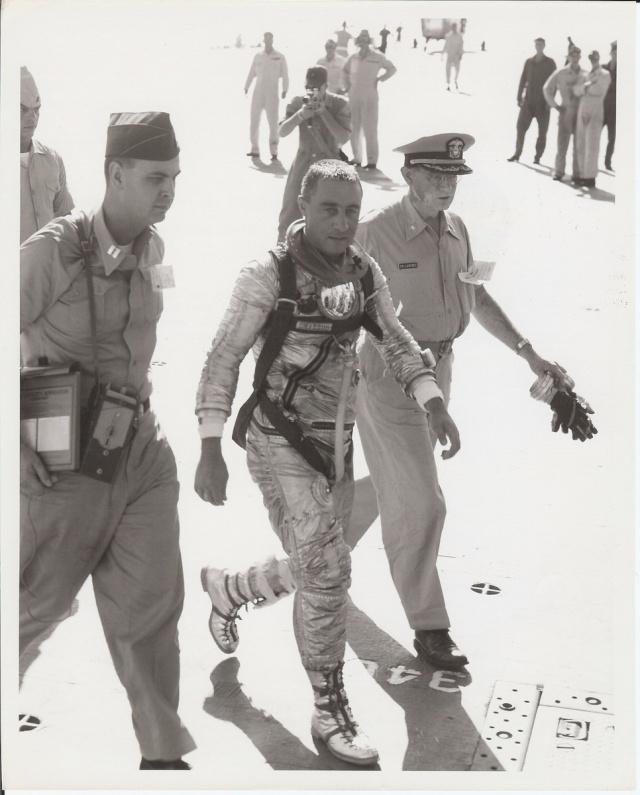 21 juillet 1961 - Liberty Bell 7 - Virgil Grissom 05-16-17