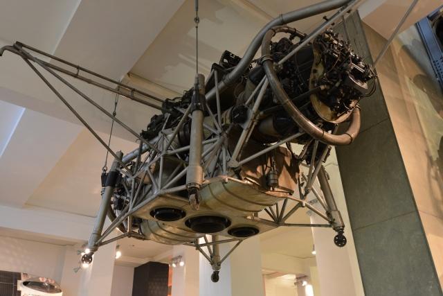 Science Museum - Londres Dsc_3511