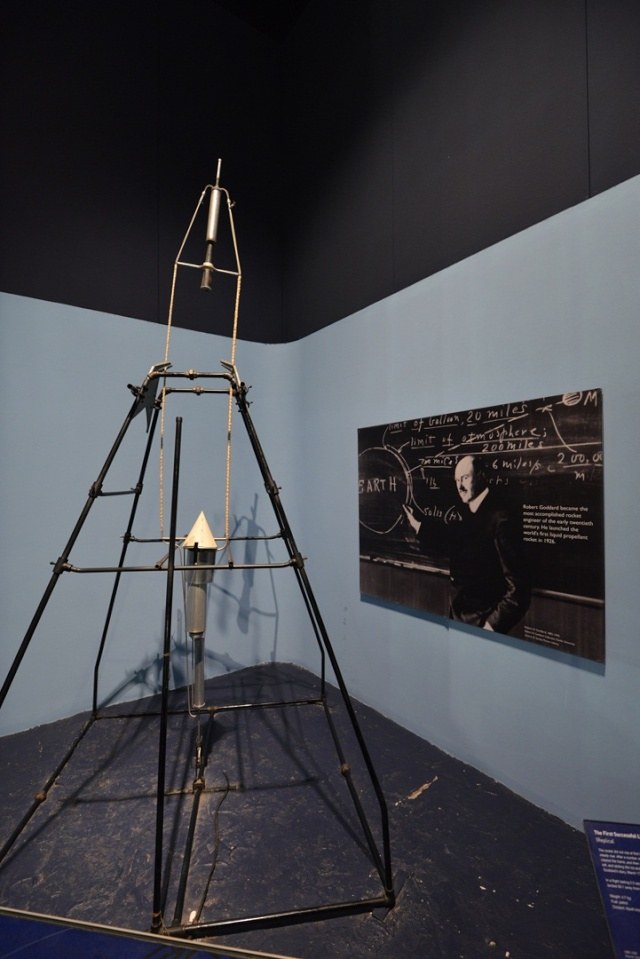 Science Museum - Londres Dsc_3610