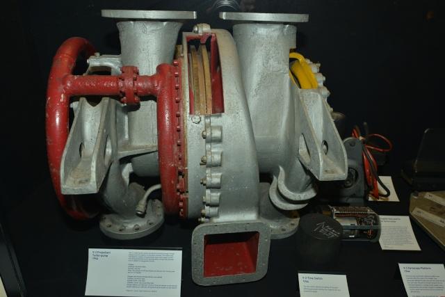 Science Museum - Londres Dsc_3615