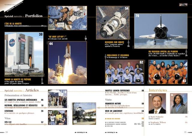"""Revues : """"Espace Magazine"""" numéro 36 HS Navette Espace11"""