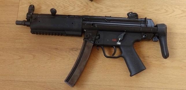 H&K MP5 A3 ou A5? Mp5a10