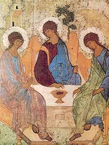 Très Sainte Trinité de Dieu. Trinit10