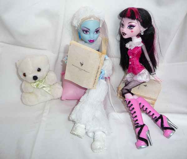 Mes photos de Monster High 1012