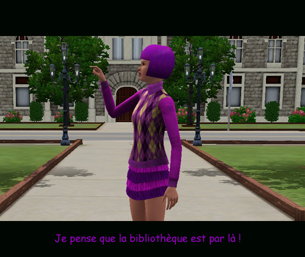 [Histoire] Friendship is magic version sims 1413