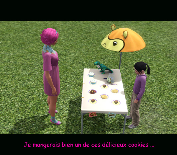 [Histoire] Friendship is magic version sims 2011