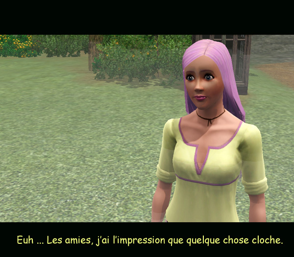 [Histoire] Friendship is magic version sims 315