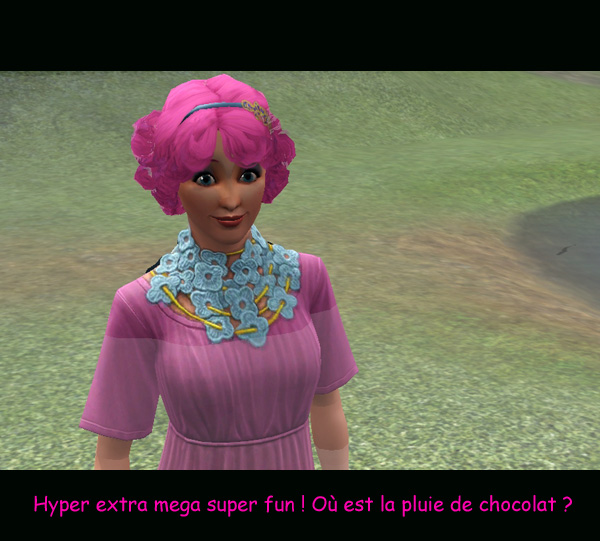 [Histoire] Friendship is magic version sims 413