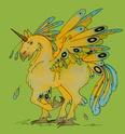 mes dessins Licorn10