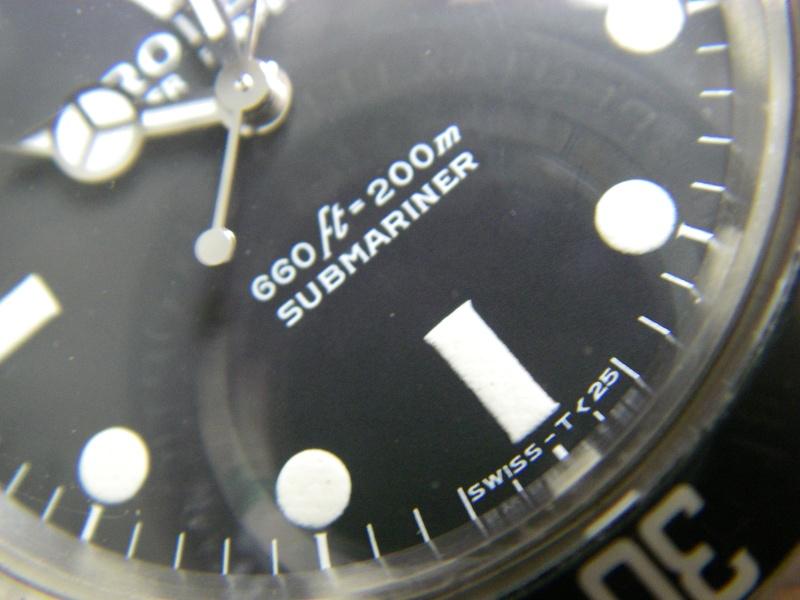Rolex 5513 de 1968 + Wristshots !!! Imgp1413