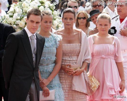 MARIAGE à MONACO  PRINCE ALBERT - CHARLENE Step_b10