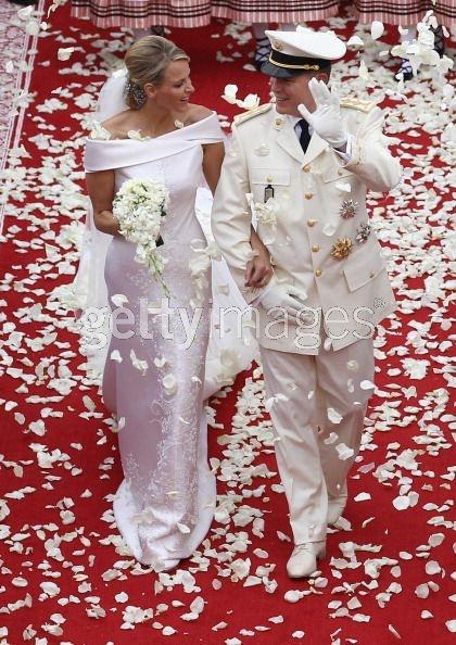 MARIAGE à MONACO  PRINCE ALBERT - CHARLENE Untitl10