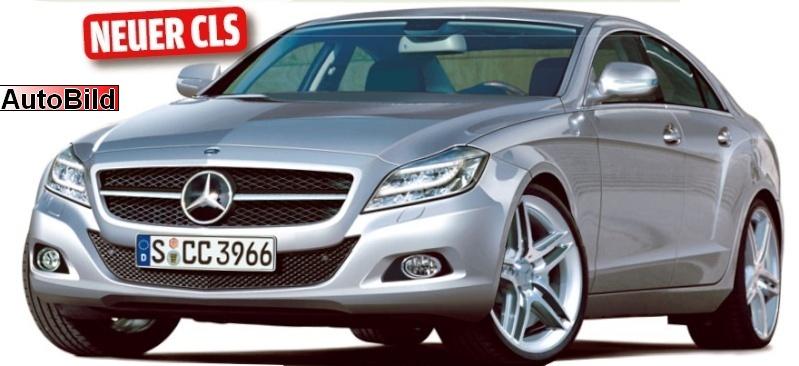 2010 - [Mercedes] CLS II Cls211