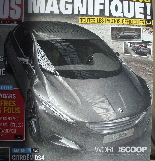 peugeot hx1 - 2011 - [Peugeot] HX1 Hx110