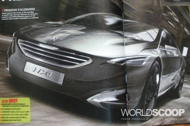 peugeot hx1 - 2011 - [Peugeot] HX1 Hx210