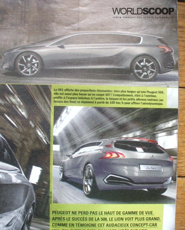 peugeot hx1 - 2011 - [Peugeot] HX1 Hx410