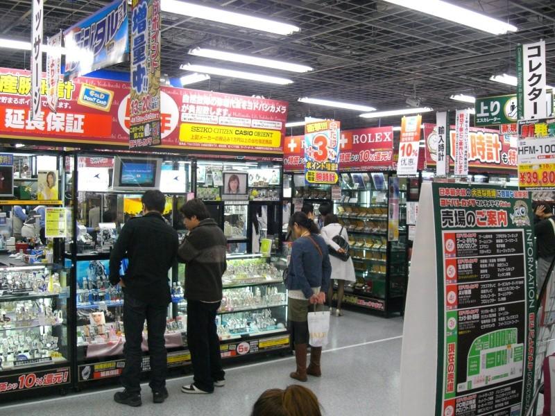 Rolex neuves a Tokyo: ca paye le voyage Cimg1011