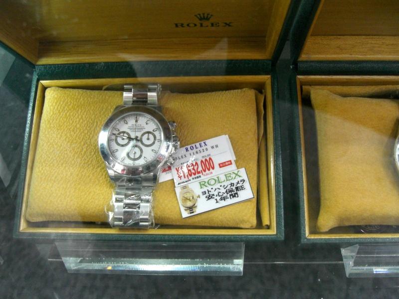 Rolex neuves a Tokyo: ca paye le voyage Cimg1012