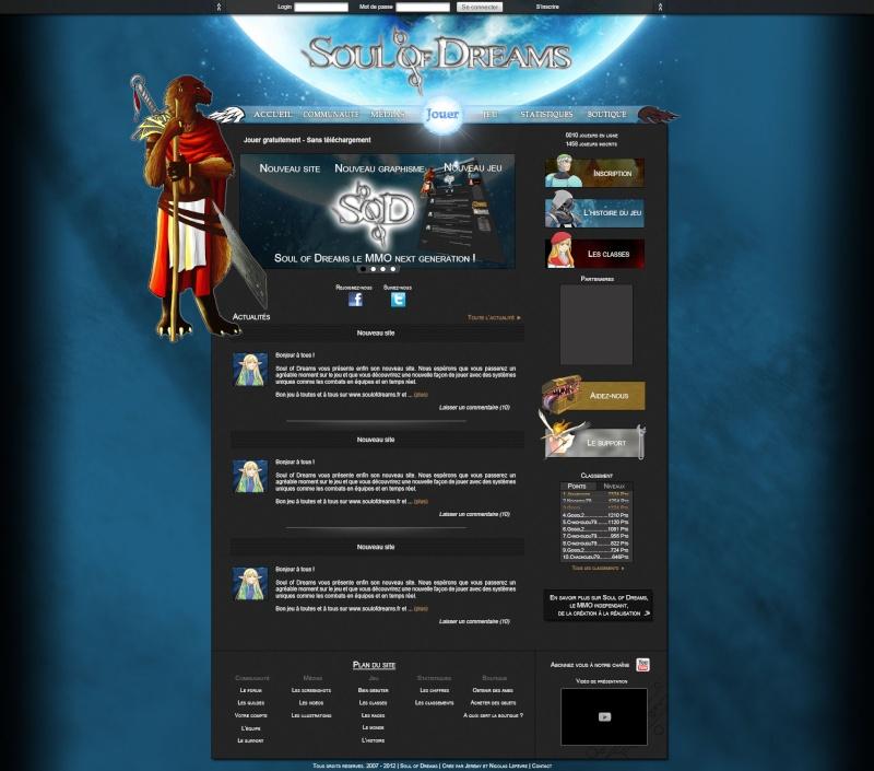 [Avis] Aperçu du nouveau site 2012-110