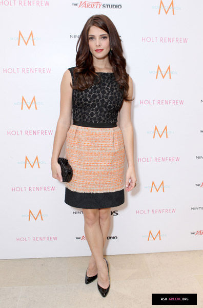 The Variety Studio At Holt Renfrew During the 2011 TIFF [13-09-11]  12487510