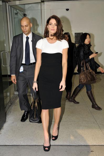 [14-11-12] Arrivée aux Studios CBS  Ashle210