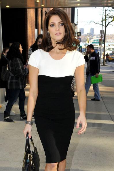 [14-11-12] Arrivée aux Studios CBS  Ashle214