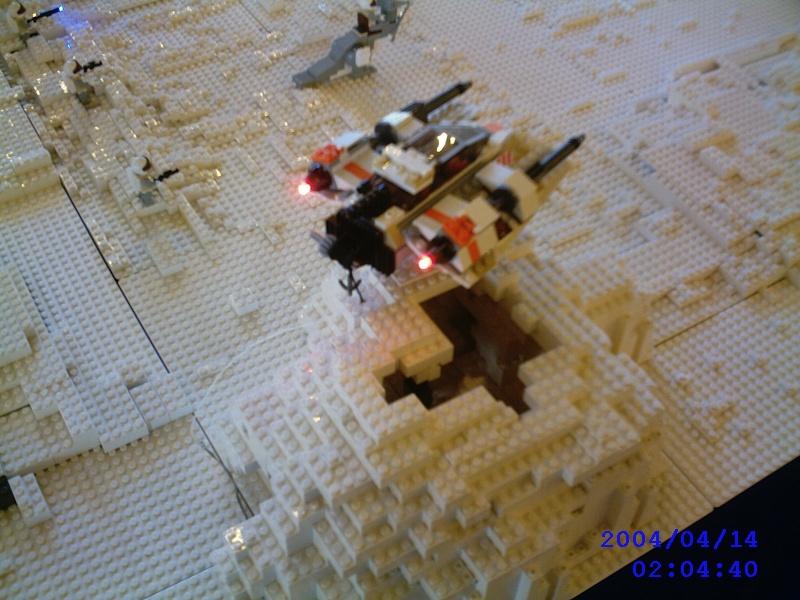 [LEGO] Créations d'oeuvres célèbres - Page 2 Lego_110