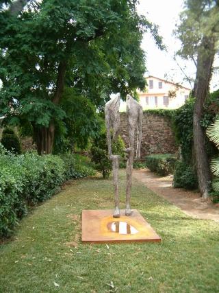MONUMENTAL Exposition de sculpture au château de Mandelieu Hpim2316