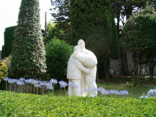 MONUMENTAL Exposition de sculpture au château de Mandelieu Hpim2318