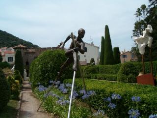 MONUMENTAL Exposition de sculpture au château de Mandelieu Hpim2319