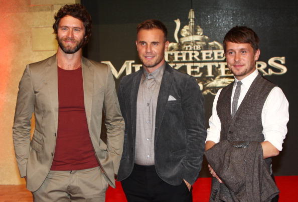 The Three Musketeers 3D - Premiere mondiale 410
