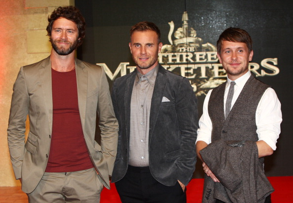 The Three Musketeers 3D - Premiere mondiale 4510