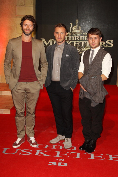 The Three Musketeers 3D - Premiere mondiale 5510
