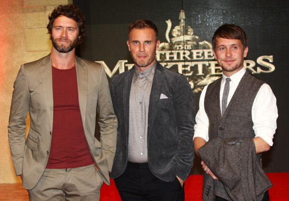 The Three Musketeers 3D - Premiere mondiale Hik10