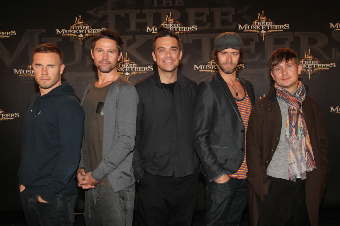 Take That for THREE MUSKETEERS Promotion 22.07.11 Tumblr27