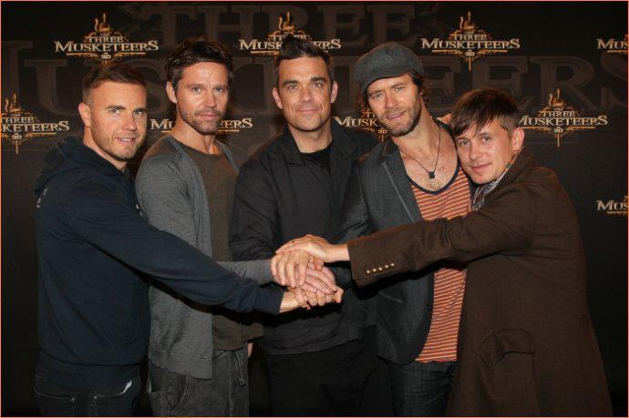 Take That for THREE MUSKETEERS Promotion 22.07.11 Tumblr29