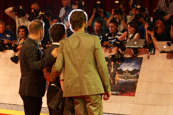 The Three Musketeers 3D - Premiere mondiale V10