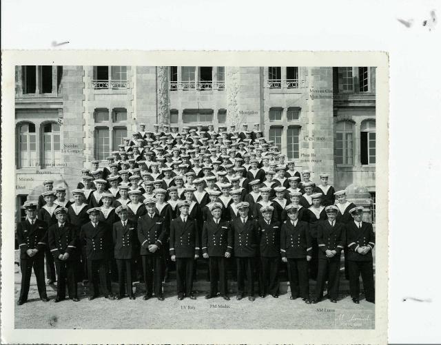 [ École des Mousses ] 2ème Cie Avril 58 - Mars 59 Copie_16