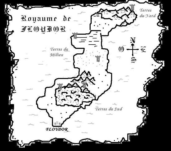 LE ROYAUME DE FLOYDOR : LA QUETE DE MORDIGGIAN Map_fl10