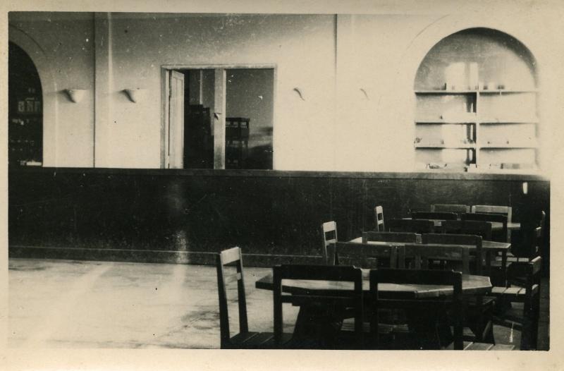 Le 1er au Camp des loges 1946 1950 Camp_d13