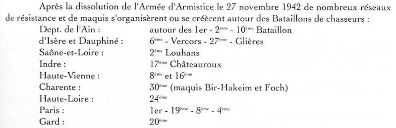 Les maquis et la résistance en France Maquis10