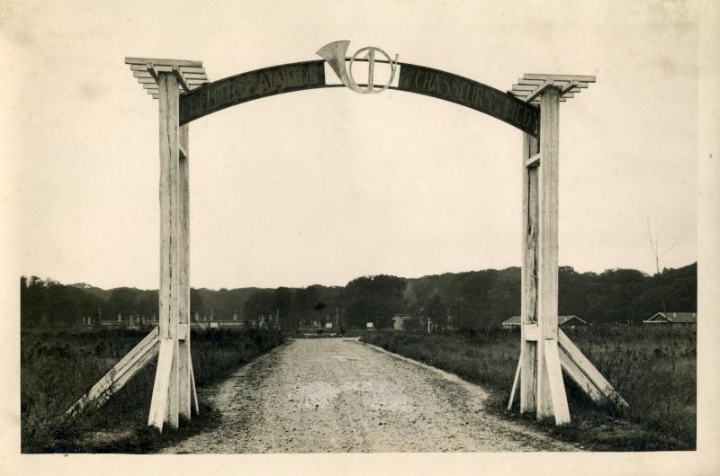 Le 1er au Camp des loges 1946 1950 Premie11