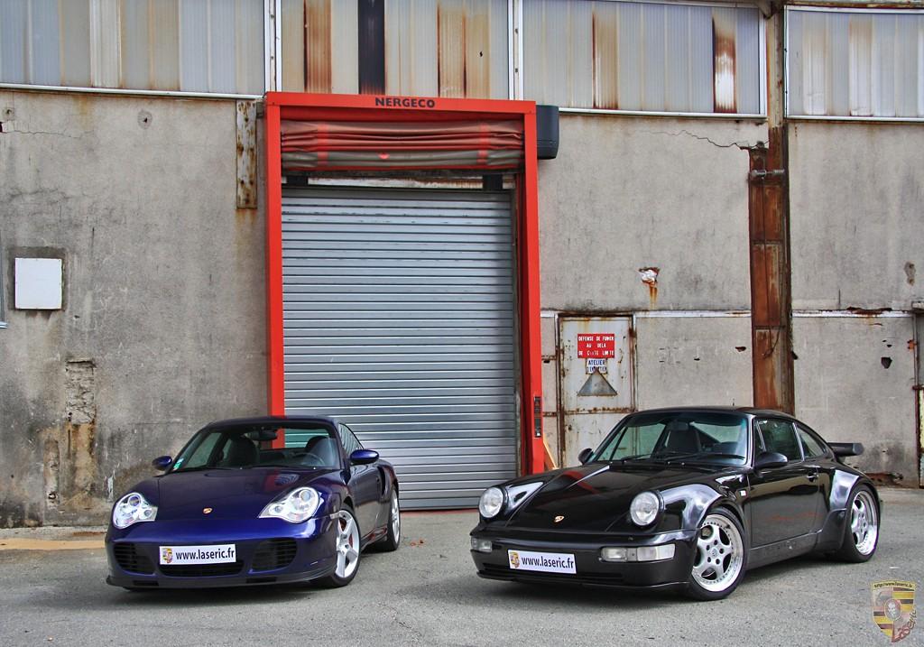 [Séance Photos] 965 et 996 Turbo Aout2010