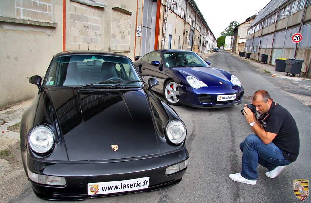 [Séance Photos] 965 et 996 Turbo Aout2014