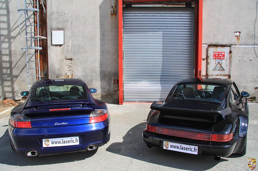 [Séance Photos] 965 et 996 Turbo Aout2016