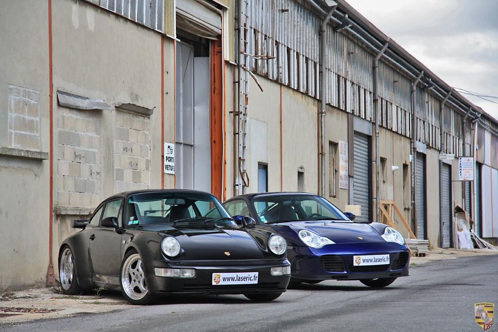 [Séance Photos] 965 et 996 Turbo Aout2019