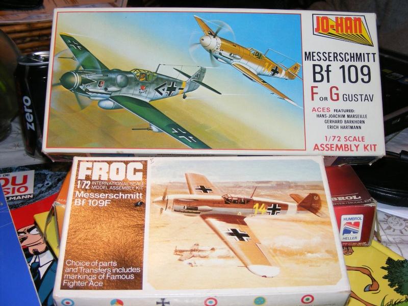 Bf 109 Frog (F) VS Jo-Han (F/G) Dscf7430