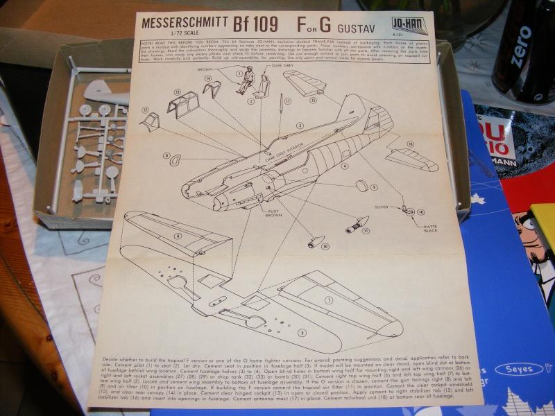 Bf 109 Frog (F) VS Jo-Han (F/G) Dscf7432